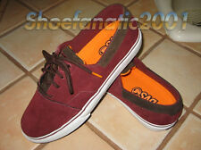 DVS Torey Pudwill Burgundy White Edition 7.5 True Grizzly TPuds Koston Plan B