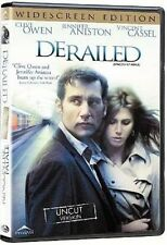 Derailed (DVD, 2006, Unrated Version: Widescreen)Jennifer Aniston, Clive Owen