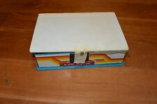 MICRO MACHINES SERVICE STATION With Extra's Free Shipping