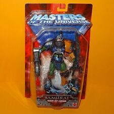 2002 MODERN SERIES MOTU HE-MAN MASTERS OF THE UNIVERSE SAMURAI MAN-AT-ARMS MOC