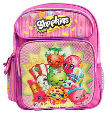 "Shopkin SMALL Backpack 12"" Brand New School backpack NEW! Licensed Authentic"