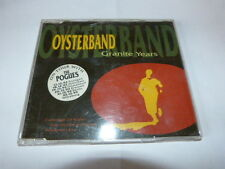 OYSTERBAND - CD 4T / 4 track CD !!! GRANITE YEARS !!!