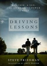 Steve Friedman - Driving Lessons (2012) - Used - Trade Cloth (Hardcover)