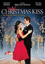 A CHRISTMAS KISS (2011 Elizabeth Rohm) - DVD - Sealed Region 1