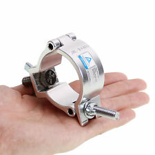 Quick Lock O Clamp Polished Aluminum Alloy Hook Stage Light Tool Mount- KIN7