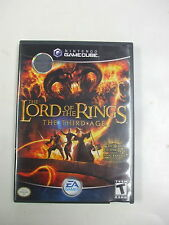 The Lord of the Rings - The Third Age - Nintendo Gamecube Game