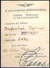 DVD Regia Aeronautica - Adriano Visconti primo gruppo caccia asso di bastoni