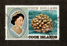Cook Islands--#584 Used--Hood Coral--1982