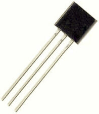BF247A, 25V, N-Channel, JFET Transistor Amplifier, TO-92, BF247, Qty 4^