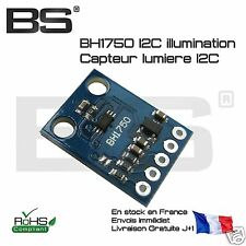 capteur luminosité luminometer BH1750 16bit Ambient Light Sensor IIC STM32 ESP32