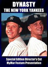 Dynasty: The New York Yankees-SPECIAL EDITION DIRECTOR'S CUT DVD Baseball Sports