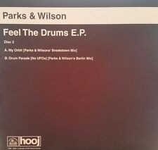 "Parks & Wilson  ""Feel The Drums E.P. - Disc 2"" * HOOJ099R"