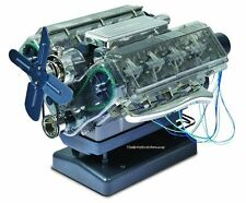Build Your Own V8 Engine Model by Haynes