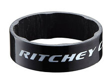 Ritchey WCS 33mm Carbon Spacer 1-1/8in x 10mm Matte UD 2-Pack