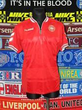 4/5 Denmark adults XL 2000 #18 hummel football shirt jersey trikot soccer