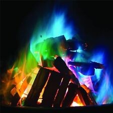 5x Mystical Fire Coloured Flame Magic Colour Changing Fire /Free Shipping !!!!