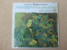 Pennario - Piano Colors of Chopin - Preludes - CAPITOL Stereo (01314)