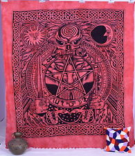 Dragon Print Tapestry Wall Hanging Hippie Bedspread Ethnic Bed Sheet Tapestries
