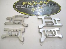 Kyosho USA 1 Nitro Aluminum Lower Suspension Arm Set Burns 1/8  BS-6 Vintage