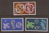 1961 CEPT UNMOUNTED MINT SET