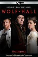 Masterpiece: Wolf Hall DVD New Sealed **NO SLIP COVER** eo