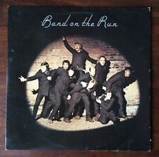 The Beatles Wings Band On The Run 1st Pressing & Demonstration Copy Very Rare