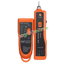 Telefono RJ45 RJ11 Wire Tracker Tracer Ethernet LAN Network Cable Tester