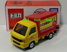TOMICA #035-5 SUBARU SAMBAR EXPO CURRY MOVE STALL EXCLUSIVE 2016 EVENT MODEL #20