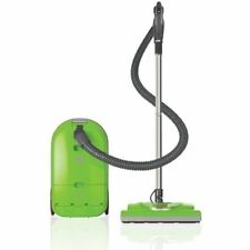 Kenmore Canister Vacuum Cleaner 29229 Lime Complete w/ 3 Attachments & New Bag