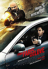 From Paris With Love on DVD