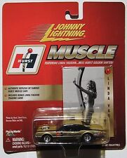 JOHNNY LIGHTNING LINDA VAUGHN MISS HURST GOLDEN SHIFTER! HURST HAIRY OLDS #32