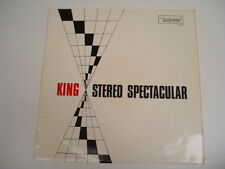 KING STEREO SPECTACULAR - RARE JAPAN LP