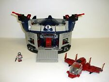 KRE-O GI JOE TERROR DROME Mini Action Figure Playset Cobra w/AVAC & FIREBAT