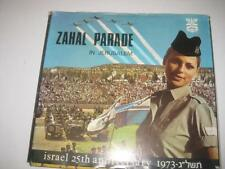 Zahal Parade In Jerusalem: Israel's 25Th Day Of Independence, May 7, 1973