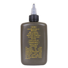 USGI GI Military LSA Weapons Gun Rifle Knife Small Arms Semi Fluid Oil Lubricant