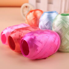 Chic 6 Roll x10M Colored Curling Balloon Ribbon Wedding Party Gift Wrap Decor