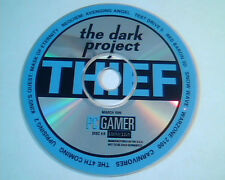 CD The Dark Project Thief - PC Gamer Disc 4.9 March 1999