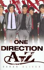 One Direction A-Z, Sarah Oliver, New condition, Book