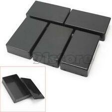 5Pc ABS DIY Plastic Electronic Project Box Enclosure Instrument 100x60x25mm SR1G