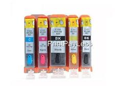 5 Refillable Ink Cartridge for Canon PGI-220/221 (NonOEM) MX860, MX870, iP3600