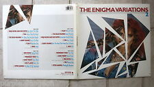 The Enigma Variations Two   2-LP Set   Plan 9 Agent Orange TSOL Wire Mojo Nixon