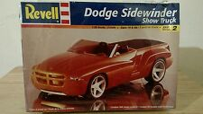 Revell,Dodge Sidewinder show truck, 1:25 scale plastic kit