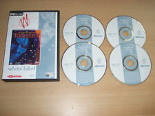 Planescape avión Escape De Tormento Wl Pc Cd Rom Legendario Rpg-rápido post