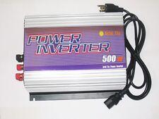US 500W Watt Wind Turbine Grid Tie Inverter 22V-60V AC 100V AC Output 3 Phase in