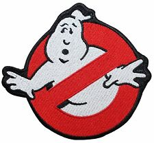 "2.5"" Ghostbusters movie Embroidered Iron On / Sew On Patch"