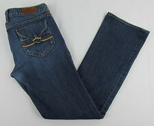 Womens Lucky Brand jeans Lola Boot cut USA Made Blue Size 10 / 30