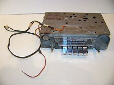 1966 67 PLYMOUTH TRANSAUDIO AM RADIO SATELLITE BELVEDERE GTX #230 OEM