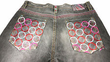 GOOGI Embroidered Men's Jeans Size 38 x 34
