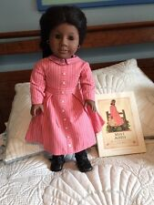 American Girl Doll - Addy in Meeting Clothes - Pleasant Company - w/book