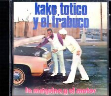 Maquina y el Motor by Totico/Kako y Totico/El Trabuco (CD, Oct-1999, Disco Hit)